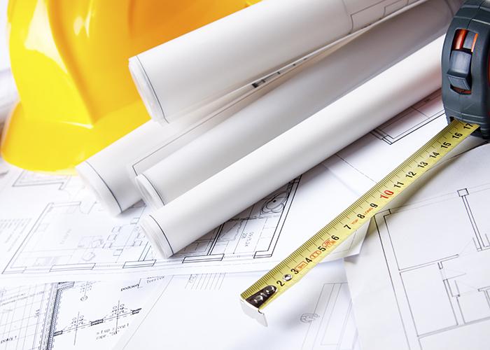 測量,図面,建設